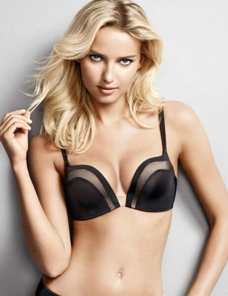 9505 Wonderbra Ultimate Magic Hands Bra SAVE 50% - 9505 Black