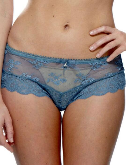 0105110 Charnos Cherub Lace Short Blue - 0105110 Short