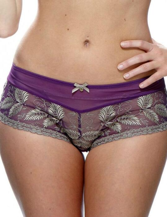 1127110 Charnos Sophia Short Berry/Gold - 1127110 Short