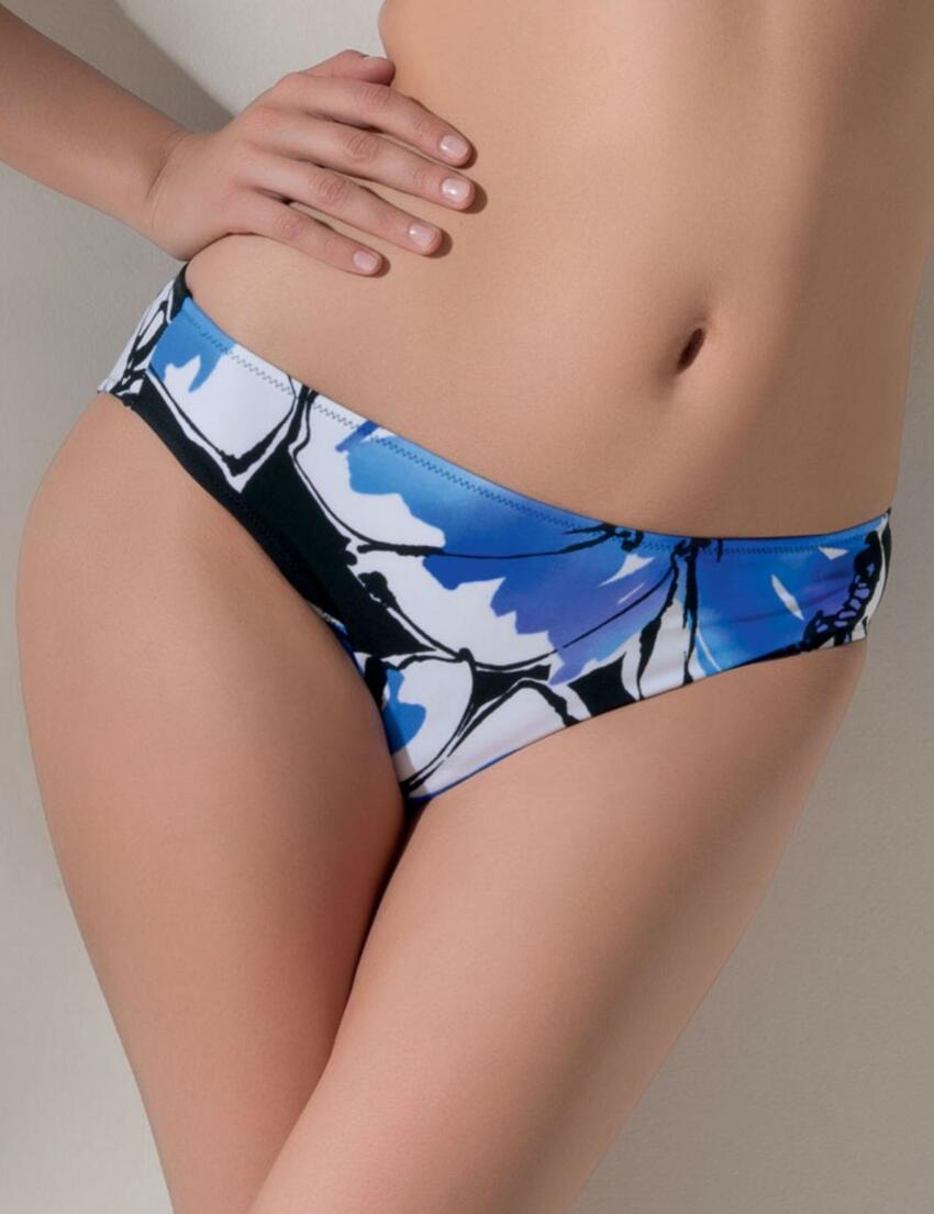 Fantasie Valetta Underwired Swimsuit 5566 New Womens Swimwear Blue