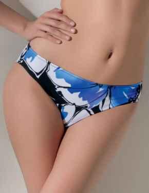 5564 Fantasie Valetta Classic Bikini Brief  Blue - 5564 Classic Brief