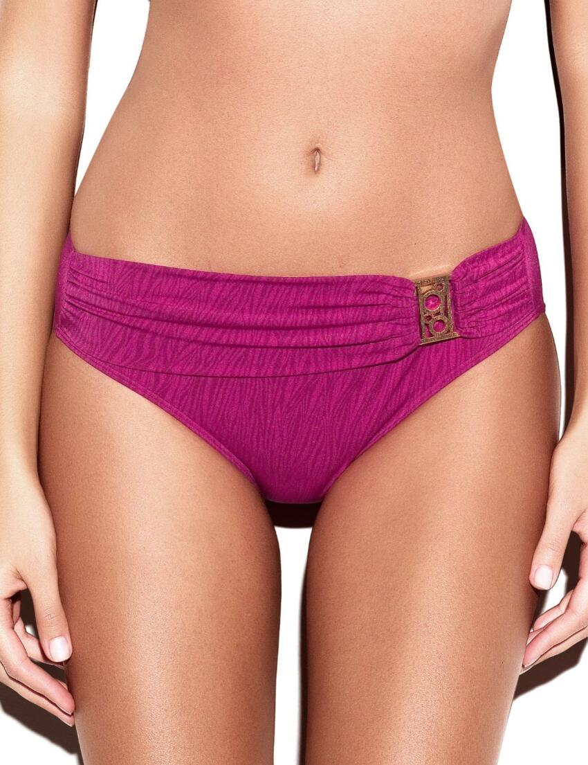 SW0726 Panache Lola Low Rise Bikini Pant Pink - SW0726 Bikini Pant