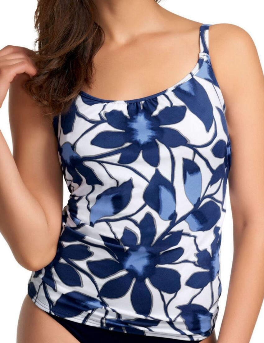 5724 Fantasie Santorini Scoop Neck Tankini Top - 5724 Tankini