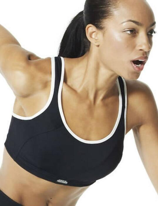 4490 Shock Absorber D Plus Sports Bra - Black