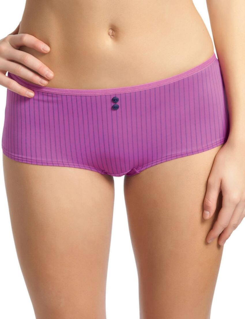 1286 Freya Deco Hatty Short Viola - 1286 Short