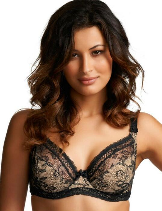 2402 Fantasie Susanna Bra with Side Support - 2402 Antique Gold