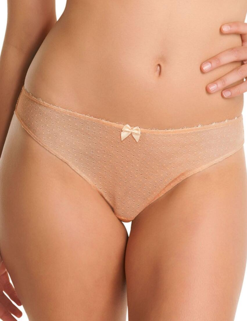 1367 Freya Gem Brazilian Thong FREE UK POST - 1367 Nude