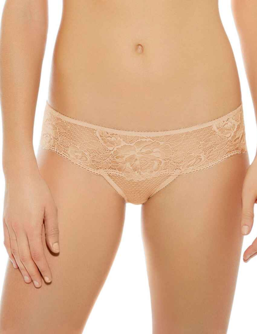 e41419c697 Save · 845287 Wacoal So Sophisticated Hipster Brief - 845287 Sand