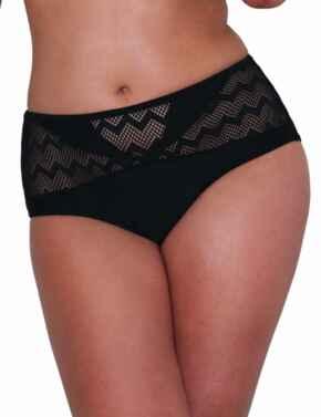 CS4165 Curvy Kate Hi Voltage Bikini Brief - CS4165 Black