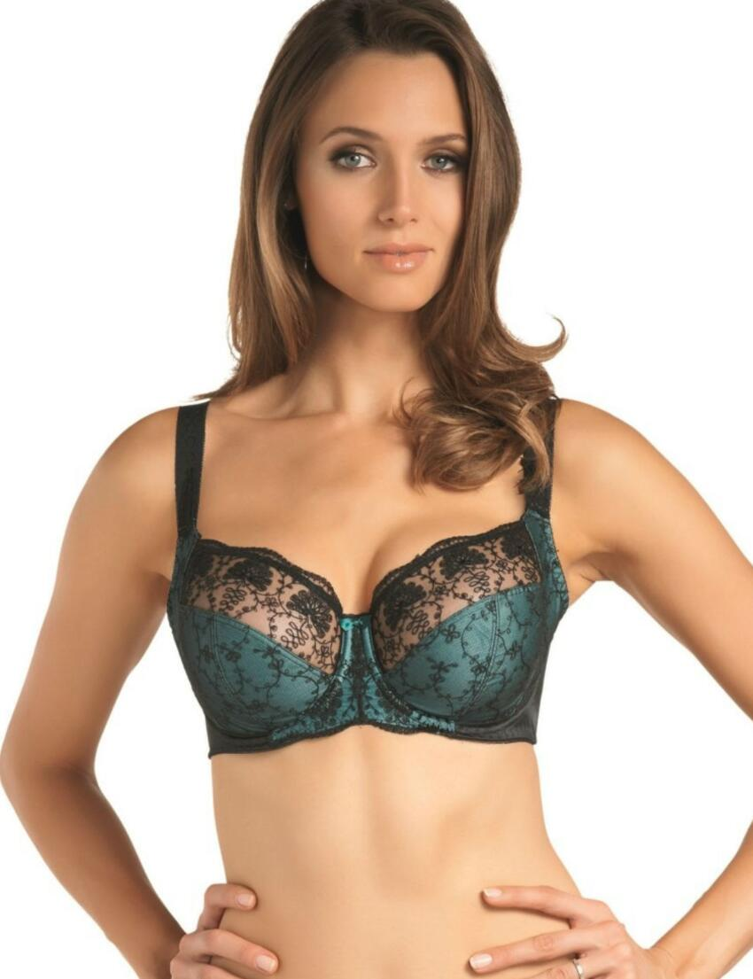2182 Fantasie Elodie Side Support Bra Teal - 2182 Teal