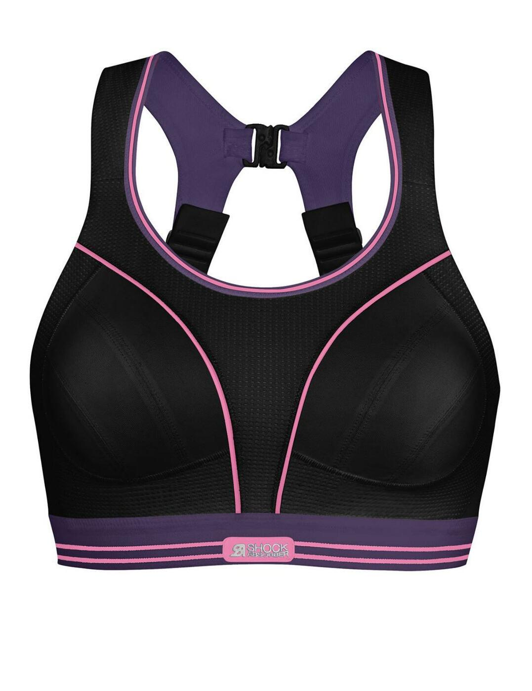 Shock-Absorber-Sports-Bra-S5044-Non-Wired-High-Impact-Run-Sports-Bra thumbnail 26
