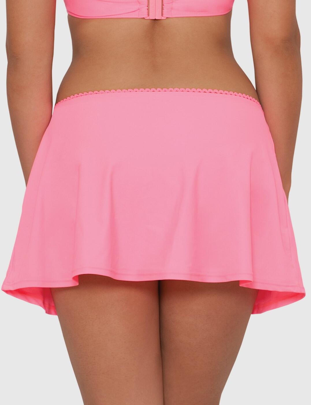 Curvy Kate Swimwear Jetty Bikini Swim Skirt CS3555 Navy