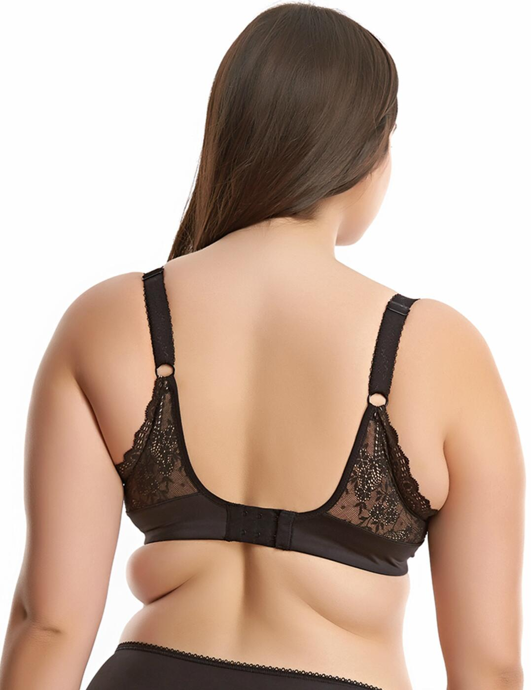Elomi-Tia-Full-Coverage-Bra-4280-Underwired-Bandless-Supportive-Womens-Lingerie thumbnail 6