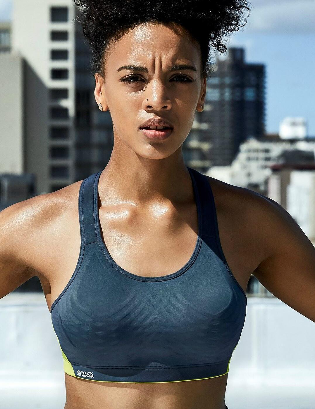 Shock-Absorber-Ultimate-Fly-Sports-Bra-S02Y3-High-Impact-New-Womens-Sportswear thumbnail 6