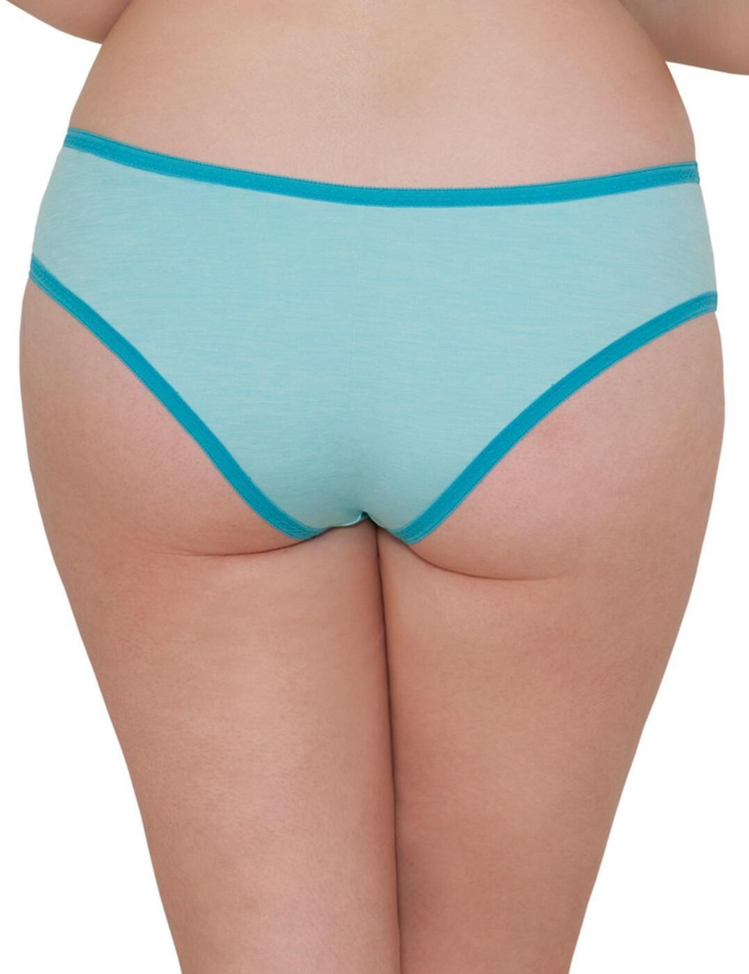 New Lingerie Curvy Kate Daily Dream Short Shorty Brief CK4503 Indigo Blue