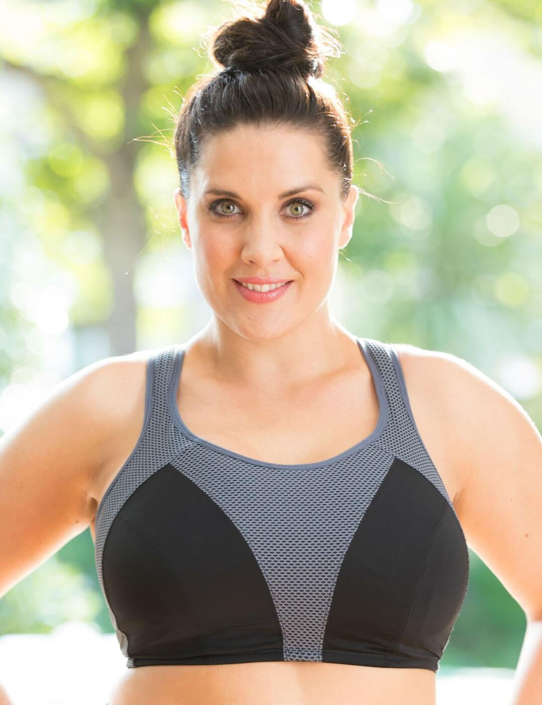 Pour Moi Energy Non Wired Full Cup Sports Bra 97001 Womens Sportswear