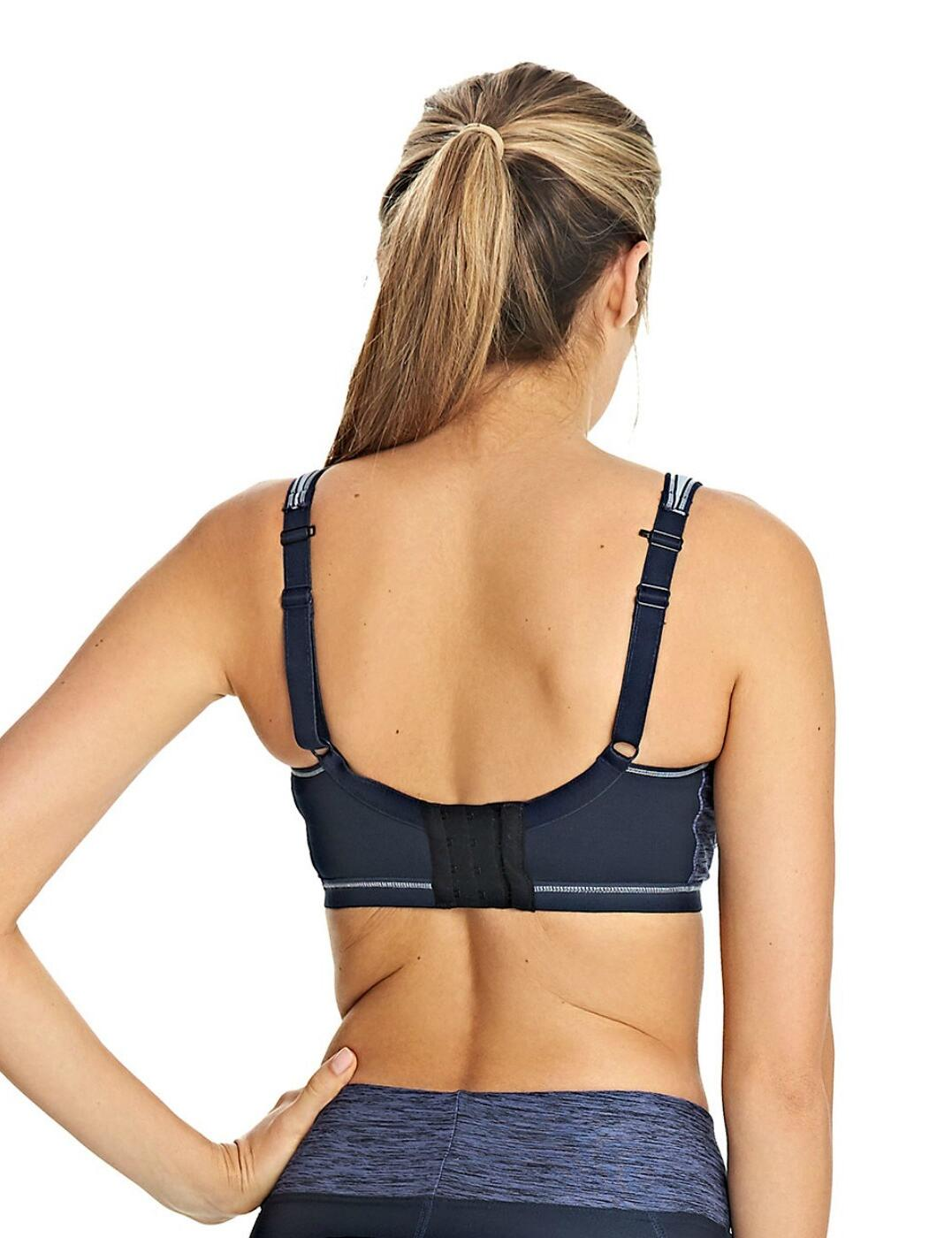 Freya-Active-Epic-Sports-Bra-4004-Underwired-Padded-Moulded-High-Impact-Gym-Bra thumbnail 4