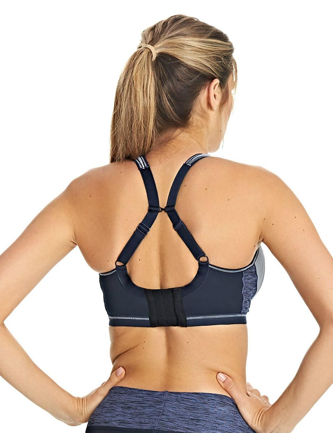 Freya-Active-Epic-Sports-Bra-4004-Underwired-Padded-Moulded-High-Impact-Gym-Bra thumbnail 5