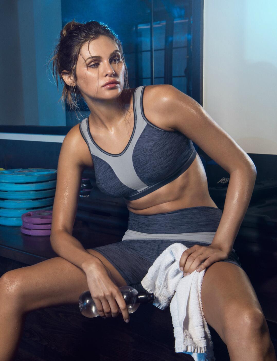 Freya-Active-Force-Sports-Bra-4000-High-Impact-Non-Wired-Womens-Gym-Bras miniatura 17
