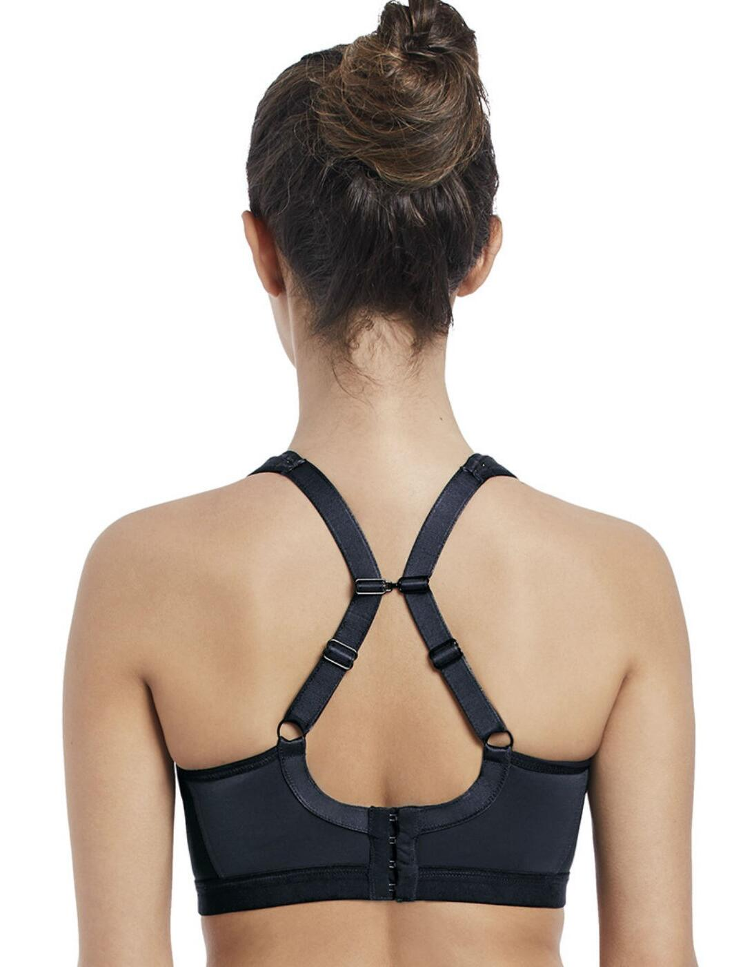 Details about  /Freya Active Force Sports Bra 4000 High Impact Non-Wired Womens Gym Bras