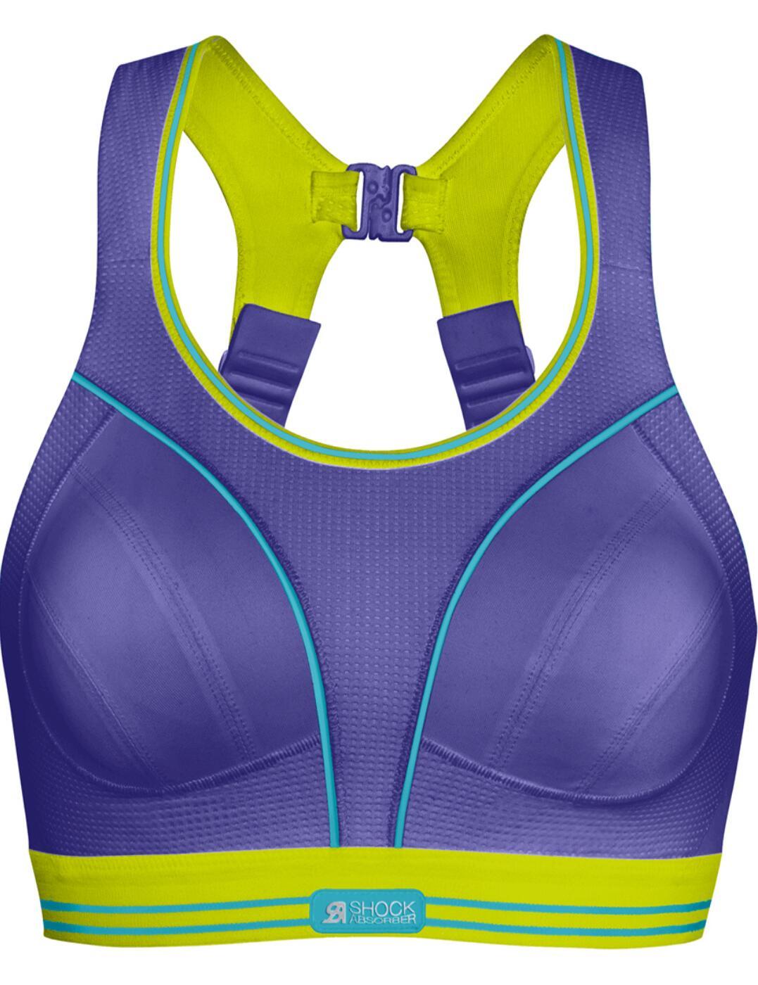Shock-Absorber-High-Impact-Run-Sports-Bra-S5044-Womens-Running-Sports-Bras thumbnail 5