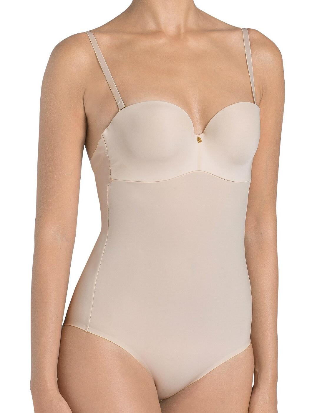 Triumph Body Make-Up Essentials Strapless BSWPM Body 10158343 Nude Beige