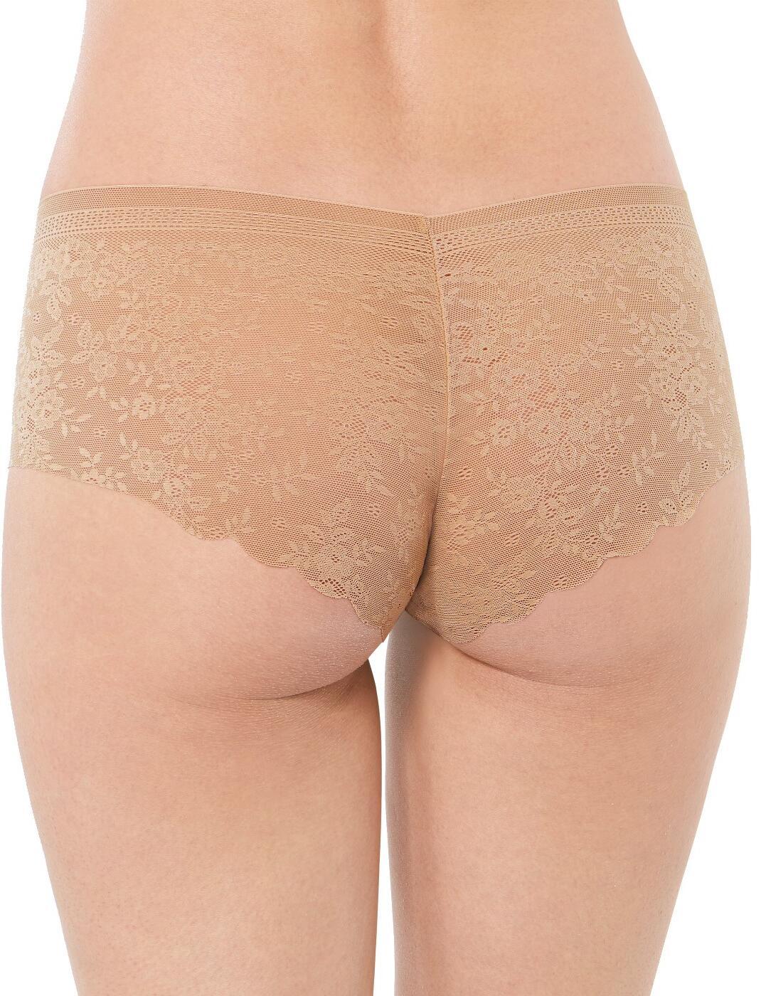 Sloggi ZERO Lace Short Brief 10186060 Womens Soft Touch Everyday Lingerie