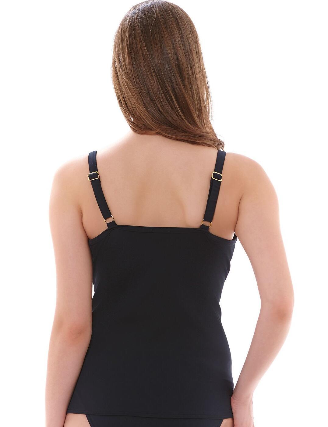 Freya Deco Padded Moulded Tankini Top 3869 Underwired Womens Swimwear