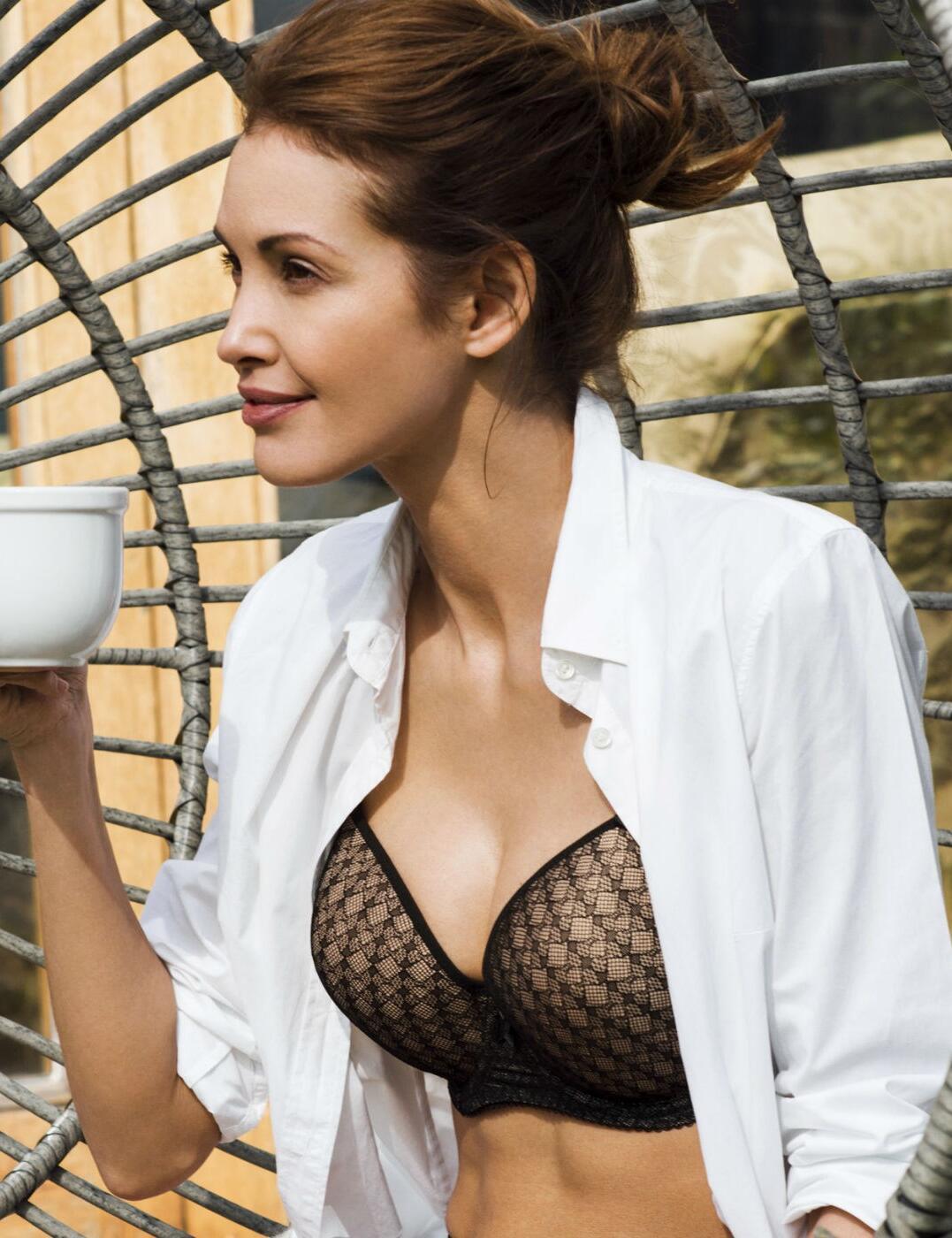 Fantasie Neve Underwired Moulded Bra 3000 Womens Balcony T-Shirt Bra