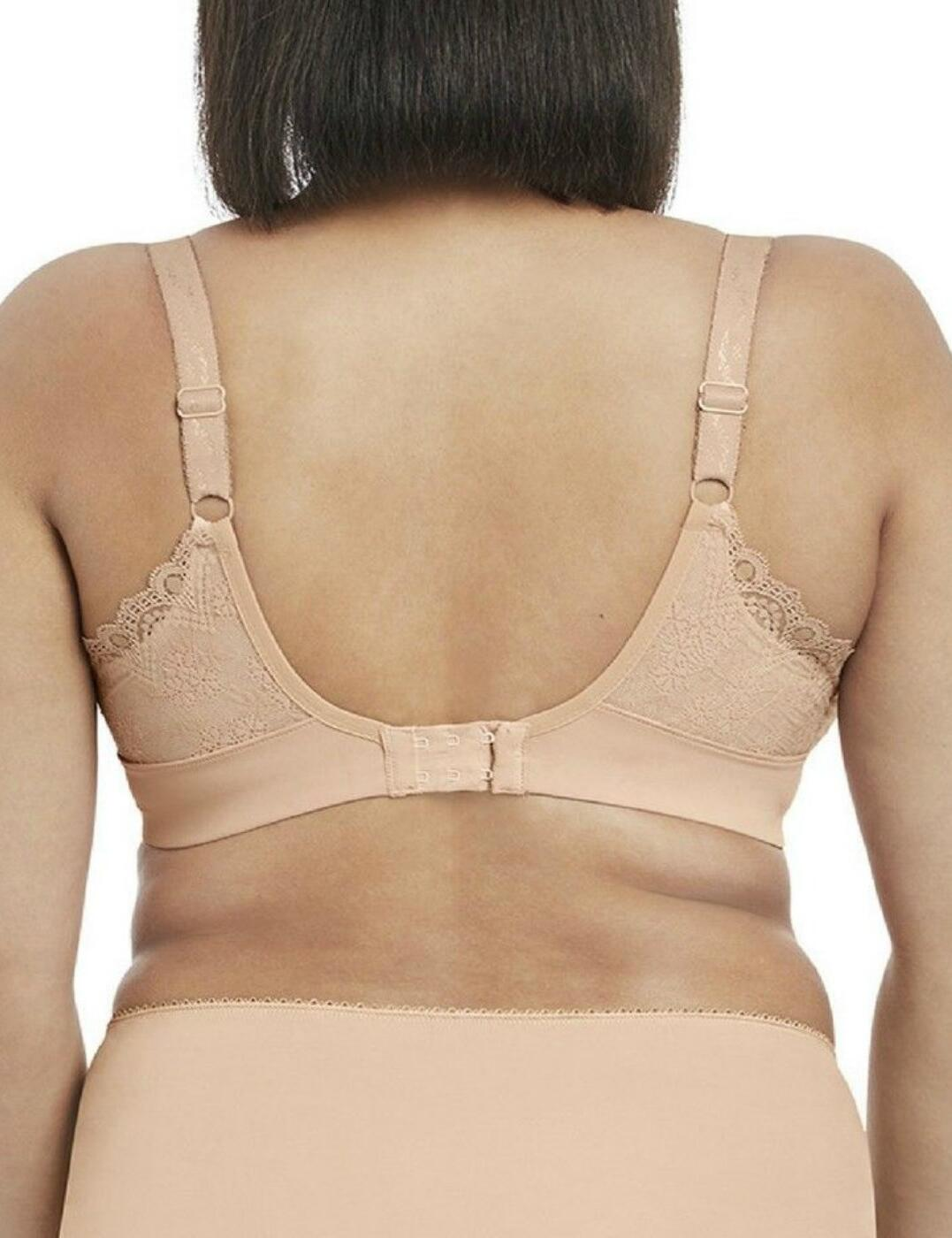 Elomi-Tia-Full-Coverage-Bra-4280-Underwired-Bandless-Supportive-Womens-Lingerie thumbnail 3
