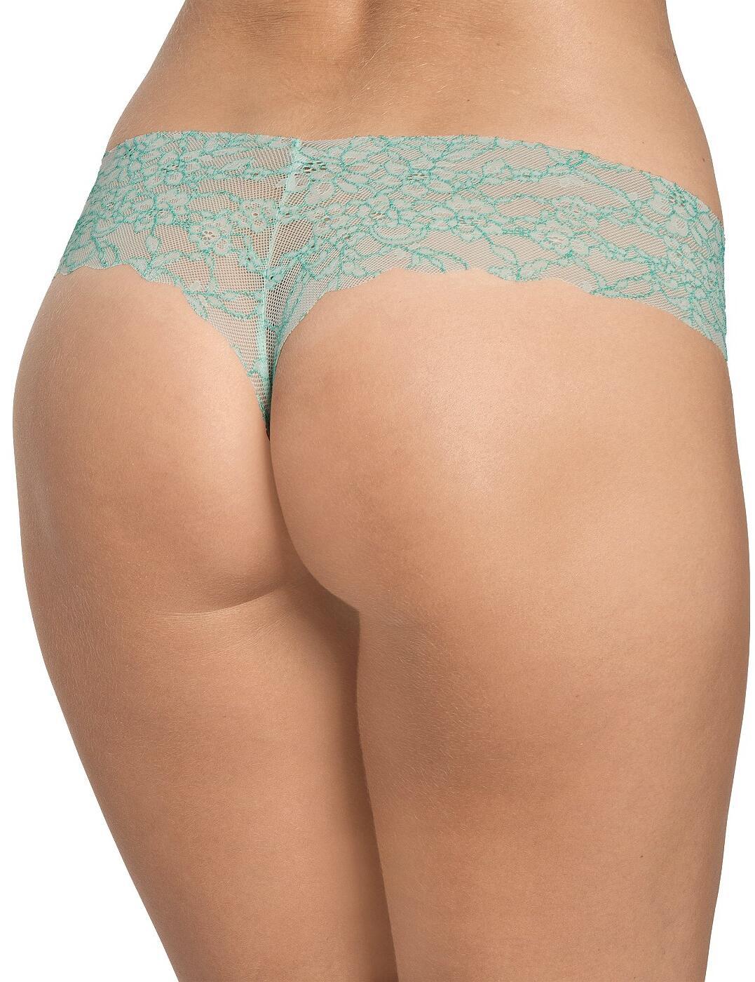 Sloggi Light Lace 10144012 2.0 Brazil Panty New Womens Brief Knickers