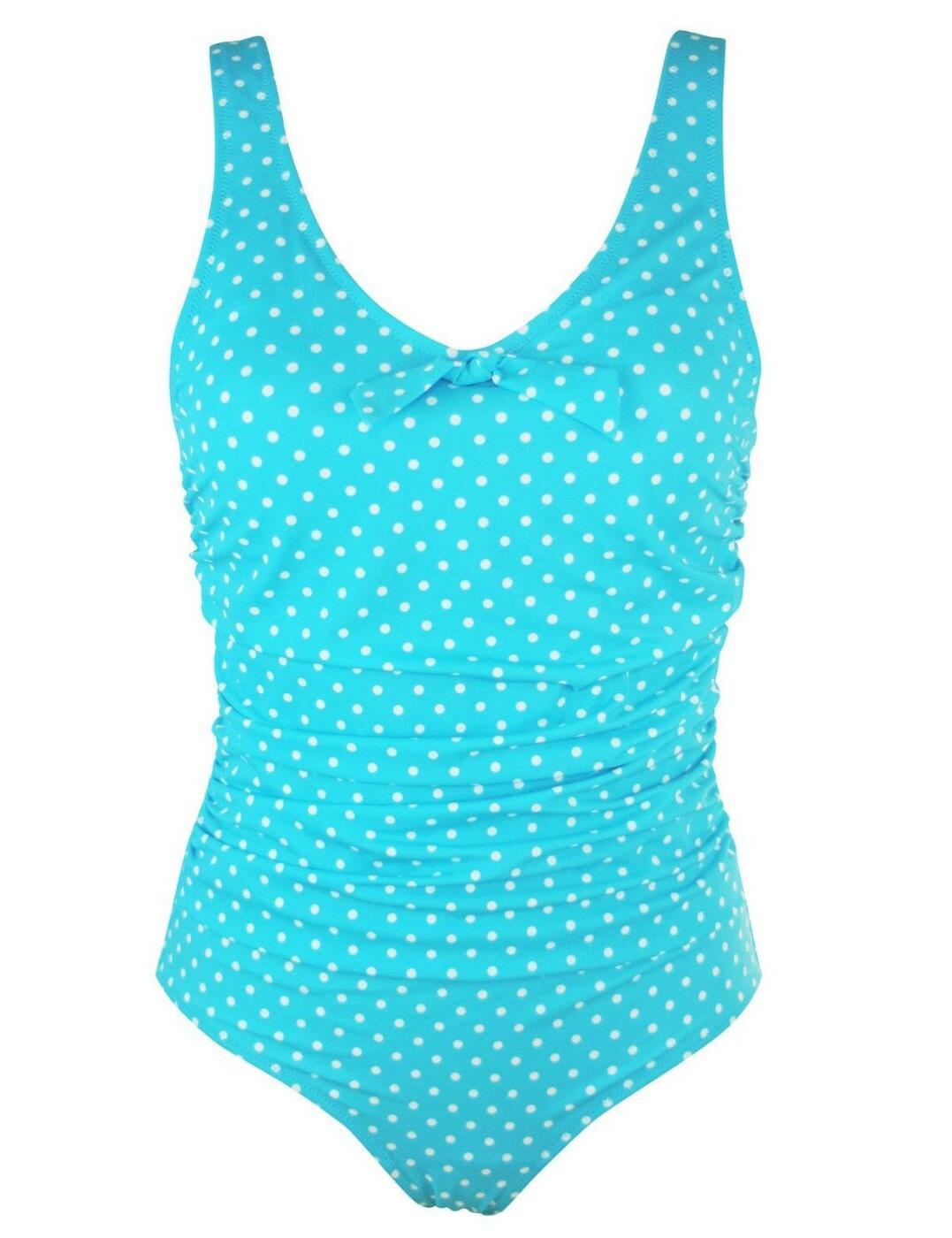 Hot Spots Control Swimsuit Costume 3906 New Pour Moi Swimwear Pour Moi