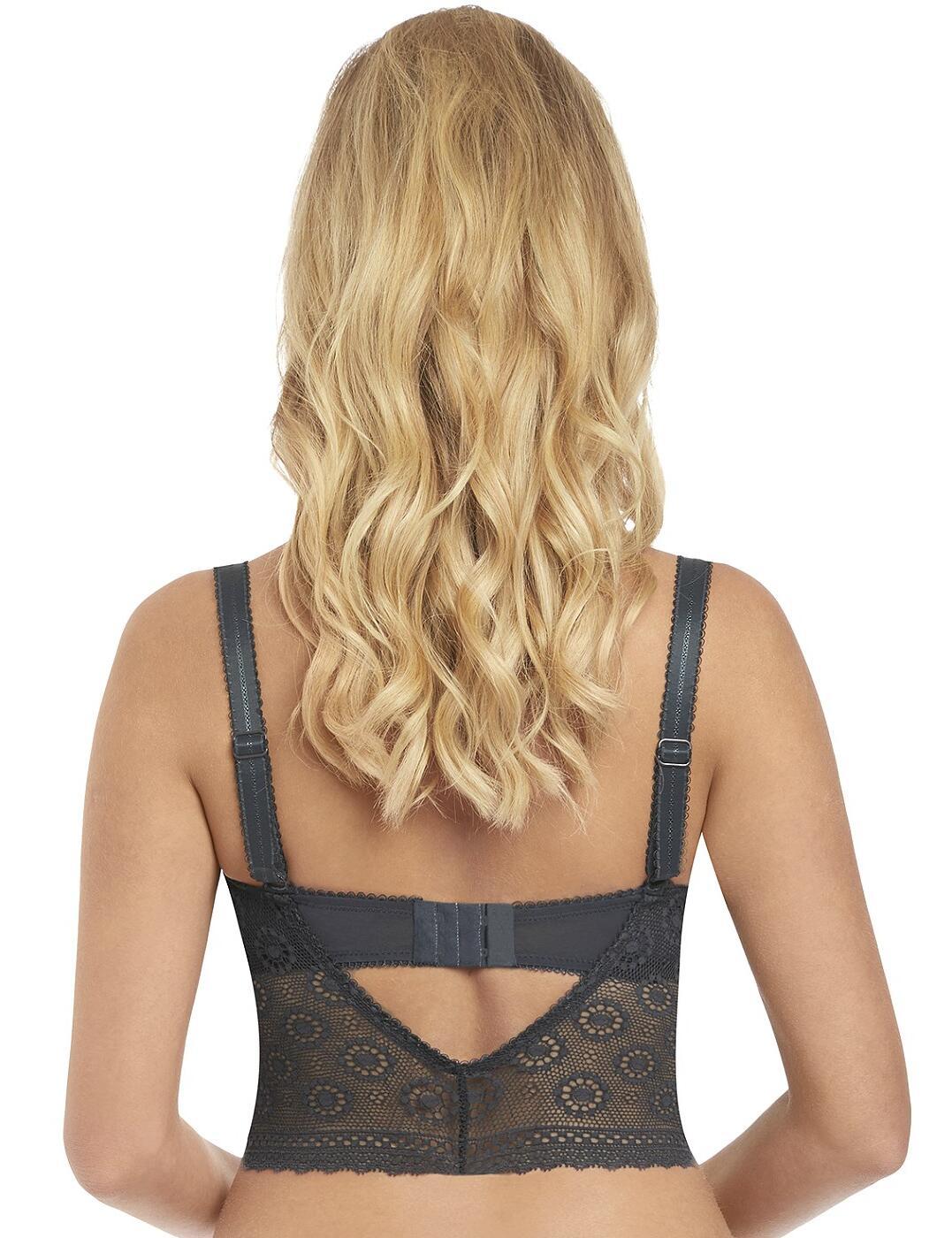 Freya Love Note Longline Bralette Bra 5214 Womens Underwired Lace Bras