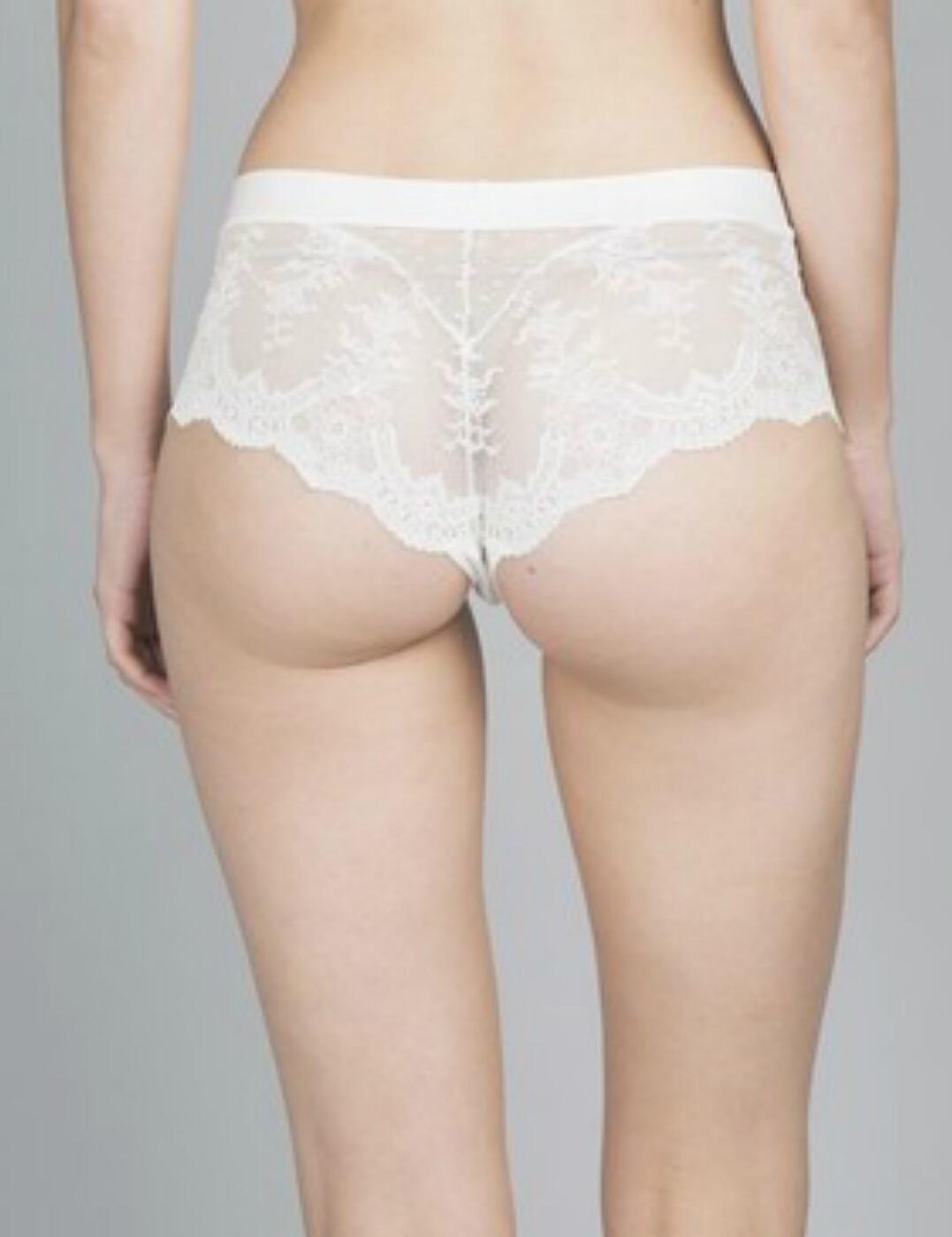 Maison Lejaby Demoiselle Boxer Short Knickers 31669 Womens Luxury Lignerie