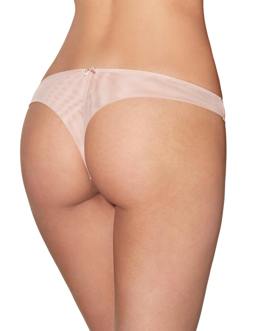 Aubade Divin Bouquet Tanga Briefs Knickers FB26 New Womens Luxury Lingerie