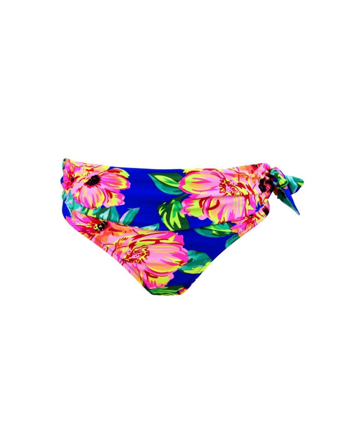 Pour-Moi-Heatwave-Fold-Over-Bikini-Brief-Bottoms-86003-New-Womens-Swimwear thumbnail 6