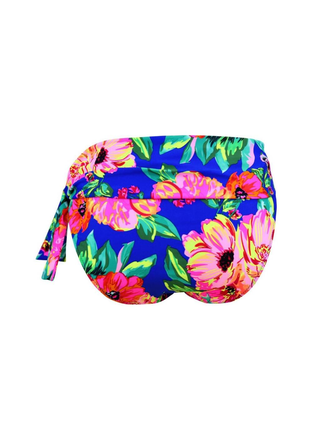 Pour-Moi-Heatwave-Fold-Over-Bikini-Brief-Bottoms-86003-New-Womens-Swimwear thumbnail 7