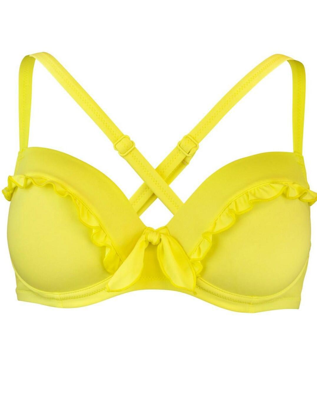 Pour Moi FUGA imbottito Convertibile Bikini Top 80000 Multi-Way Costumi da bagno