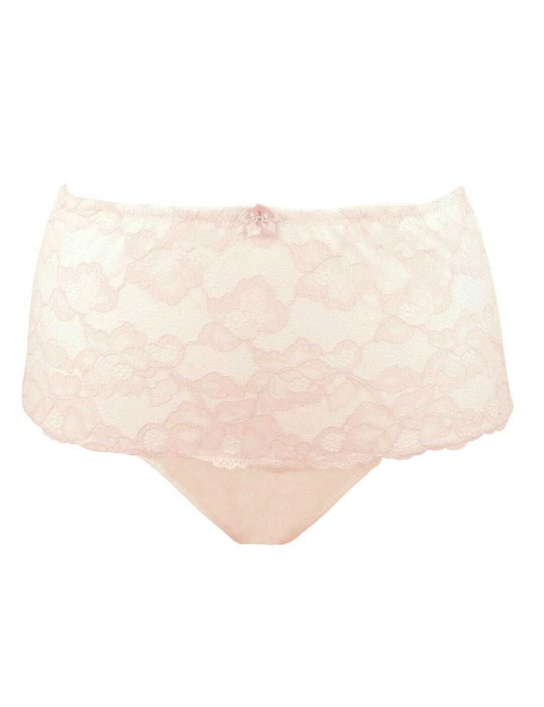Pour Moi St Tropez Brief Deep Lace Knickers 41004 Full Rear Coverage Lingerie