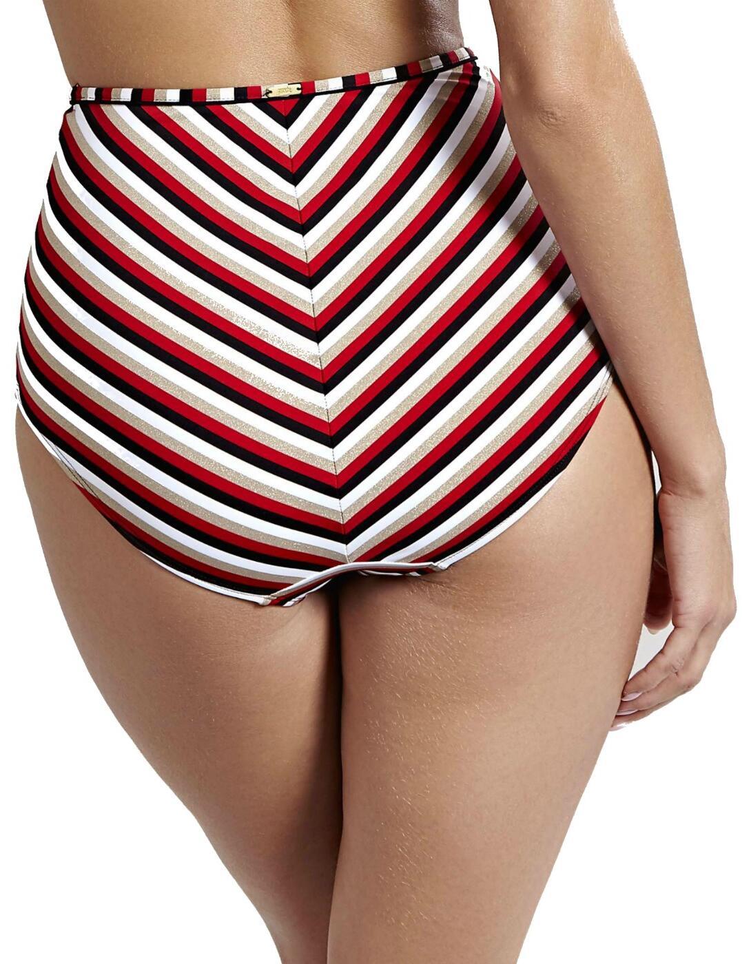 Panache Summer High Waist Bikini Brief Bottoms Swimwear SW1185 Swimwear