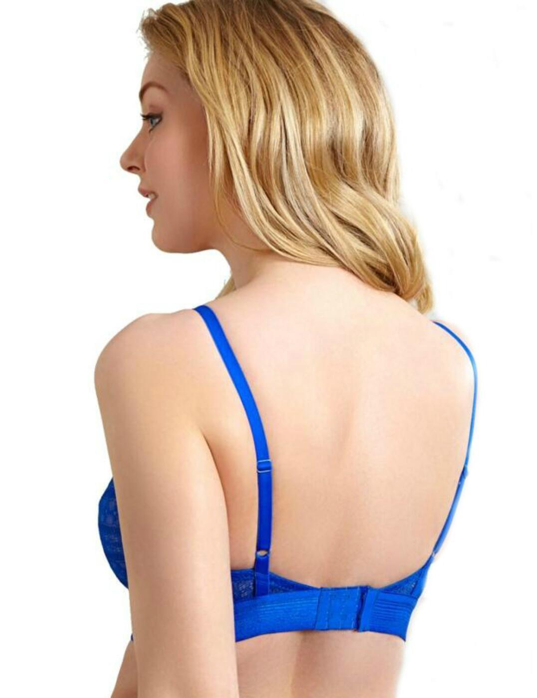 Panache Cleo Lyzy Triangle Bralette Bra 9766 Womens Non-Wired Bras Lingerie