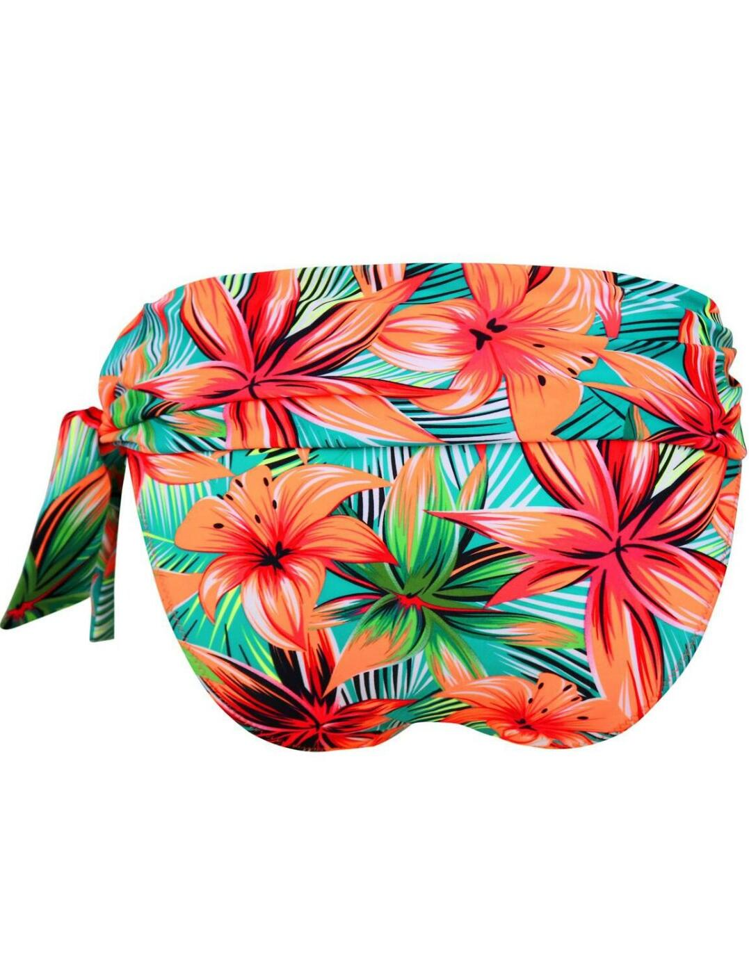 Pour-Moi-Heatwave-Fold-Over-Bikini-Brief-Bottoms-86003-New-Womens-Swimwear thumbnail 10
