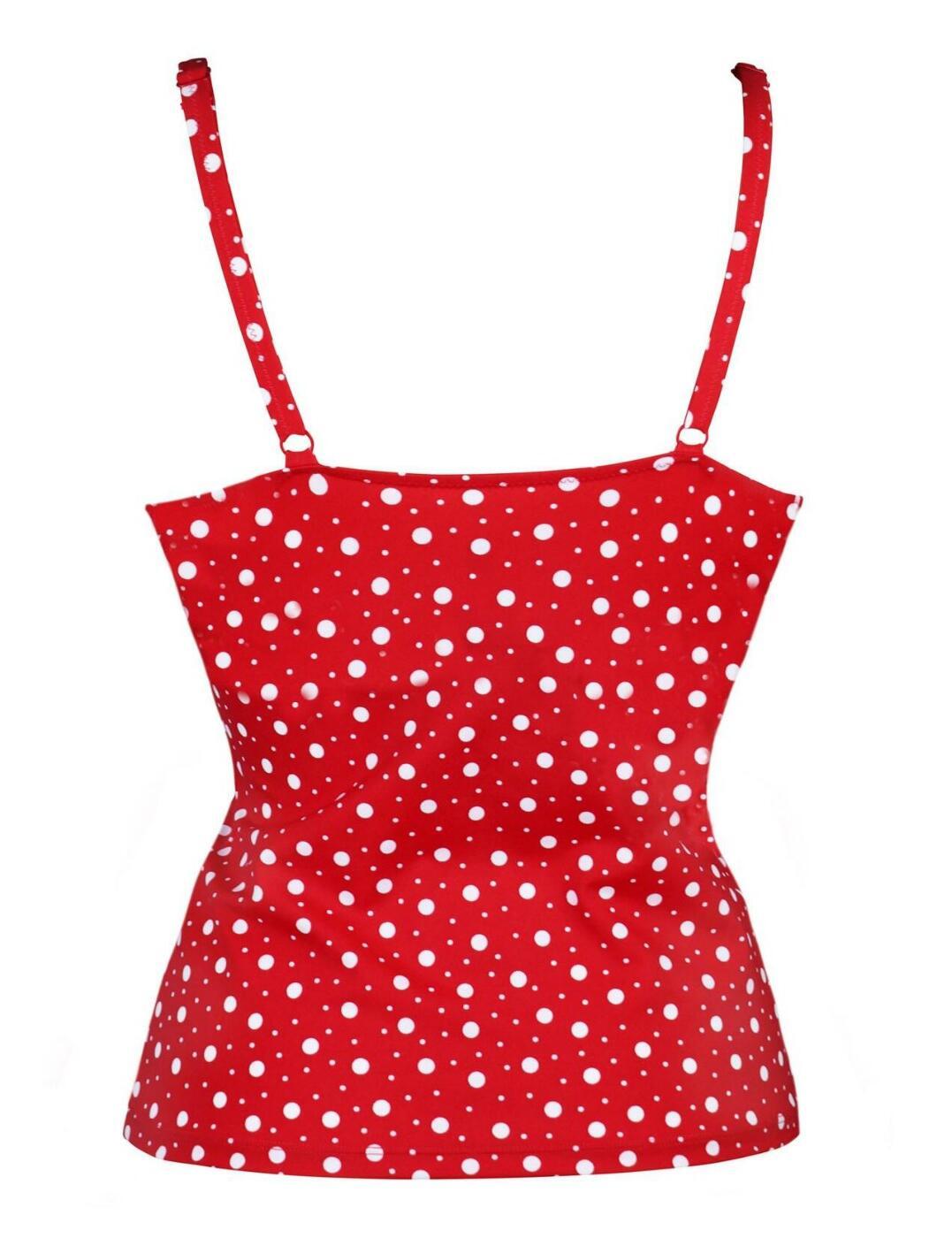 Pour Moi Mini Maxi Tankini Top 14308 Sweetheart Underwired Padded New Swimwear