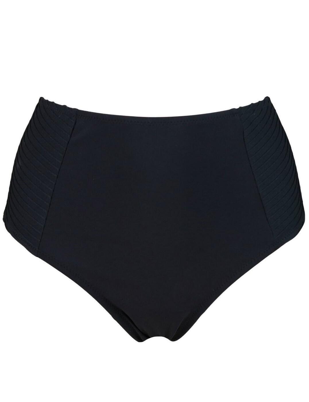 Pour Moi Hot Spots Control Bikini Brief Pant 3905 Navy Blue