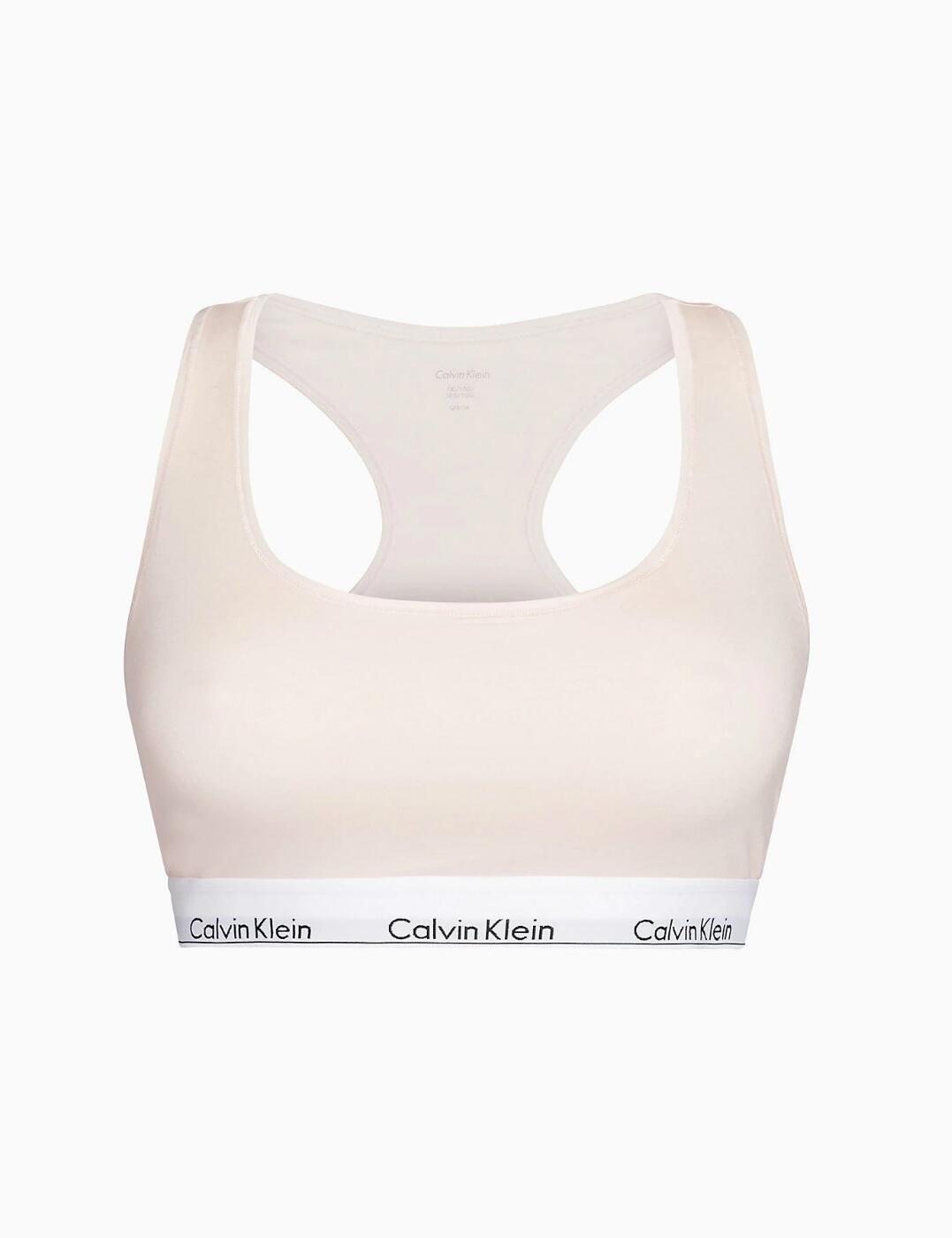 thumbnail 4 - Calvin Klein Modern Cotton Plus Bralette Bra Bra Top QF5116E New Womens Bras