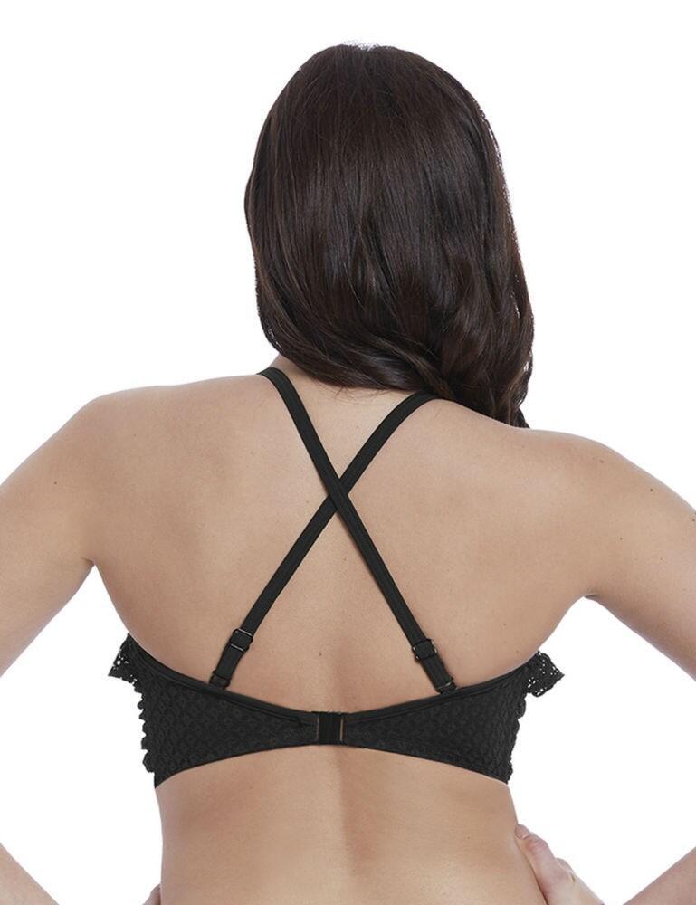 Freya Bohemia Bikini Top Bandeau 2971 Underwired Strapless Womens Swimwear