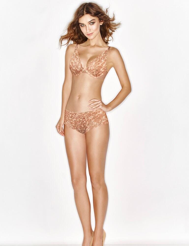 Wonderbra Refined Glamour Short Brief W031T Womens Lace Knickers