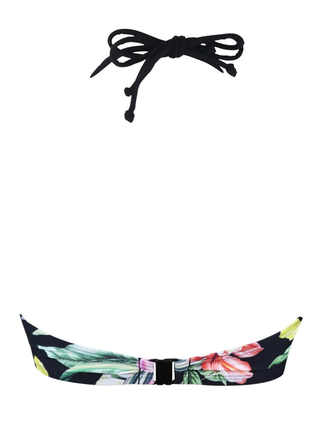 Pour Moi Miami Brights Adjustable Halterneck Bikini Top 14102 Womens Swimwear