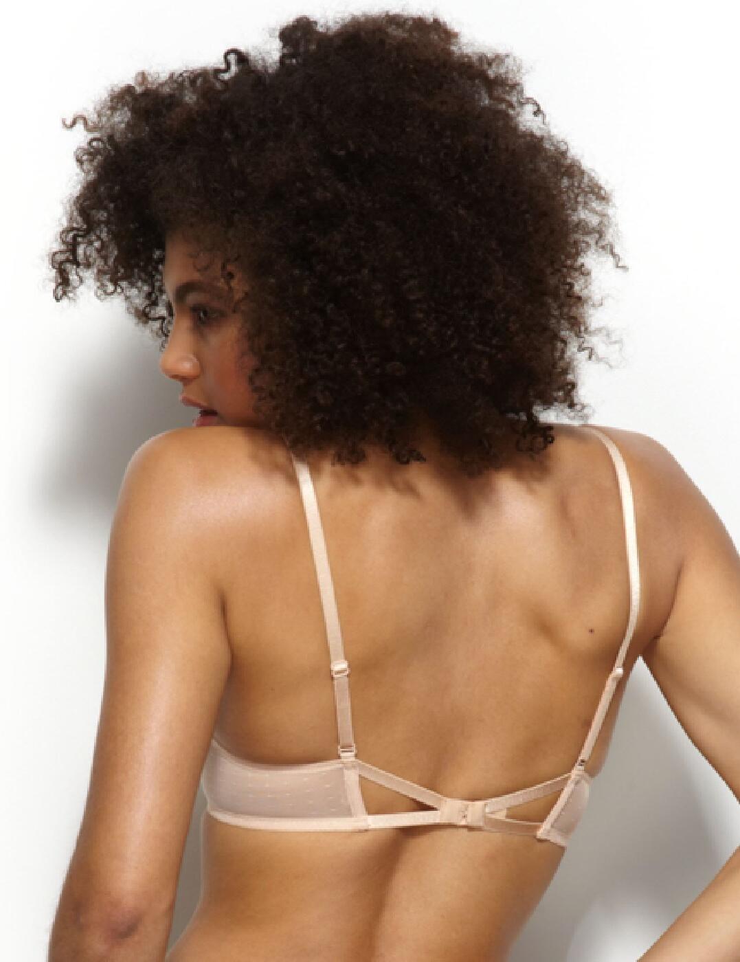 Details about  /Gossard Everyday Dotty Plunge Bra G111 Womens Underwired Padded Bras Lingerie