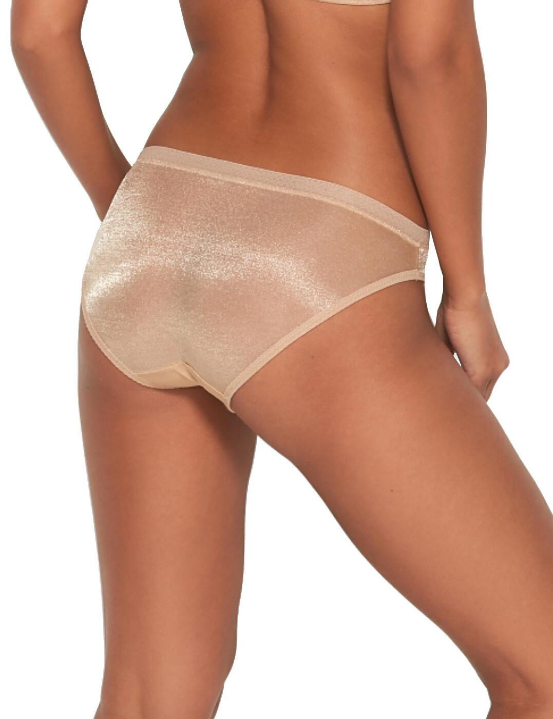 Gossard Glossies Brief 6273 Womens Sheer Knickers New Lingerie